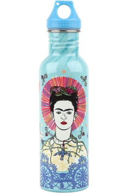 Frida Kahlo Stainless Steel Water Bottle
