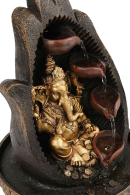 Ganesh Hamsa Mini Fountain