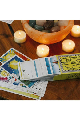 Gift Pack Of Tarot Cards