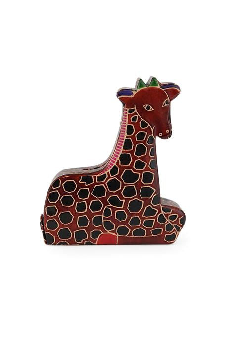 Giraffe Money Box