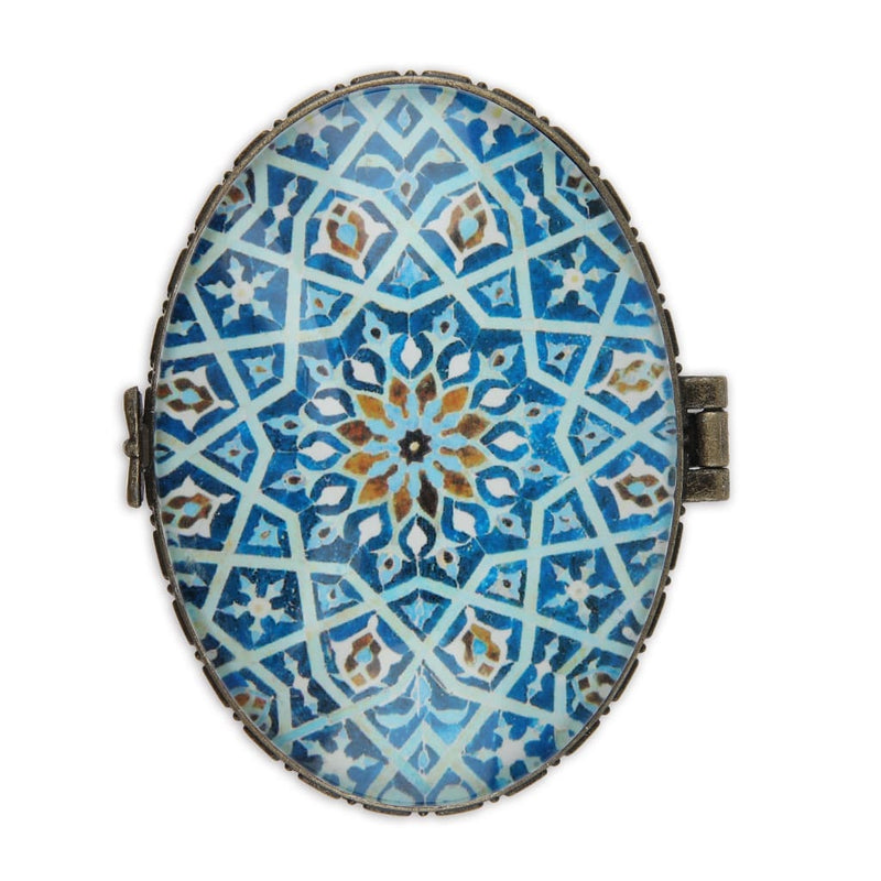 Glass Jewel Box - Persia