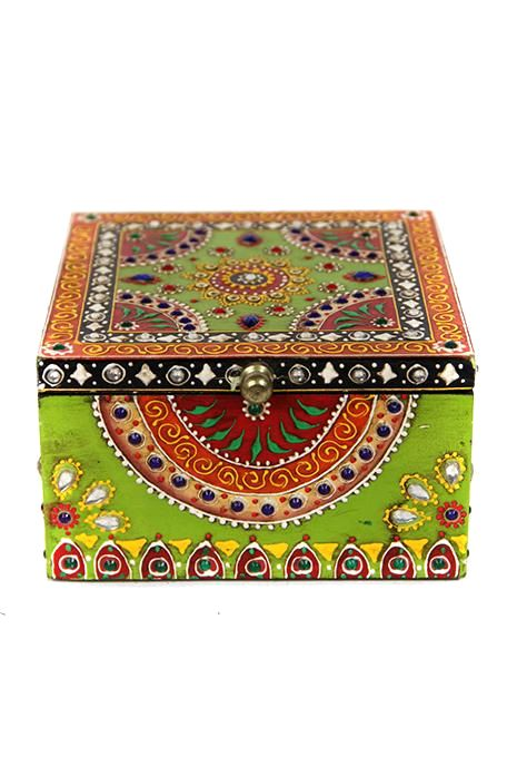 Green Kutchi Box
