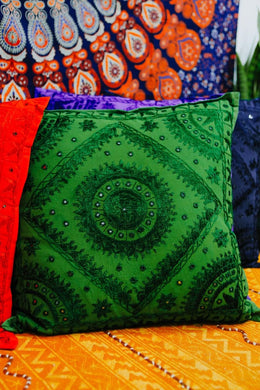 Green Pakka Cushion