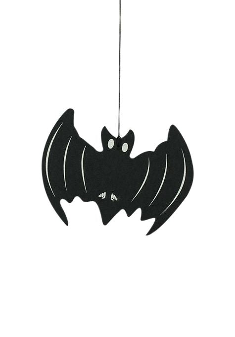 Halloween Hanging Ornament Bats And Pumpkins