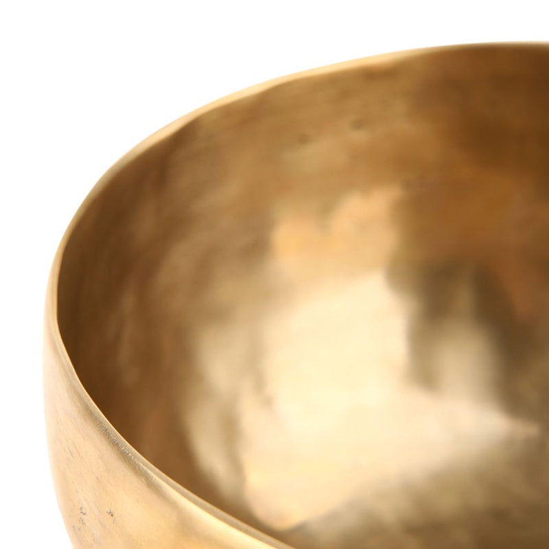 Handmade Metal Singing Bowl