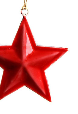 Hanging Iron Star