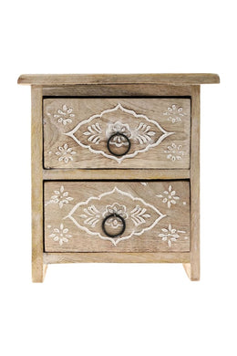 Henna Pen Drawers Box
