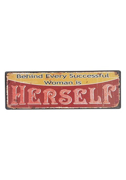 Herself Wall Hanging