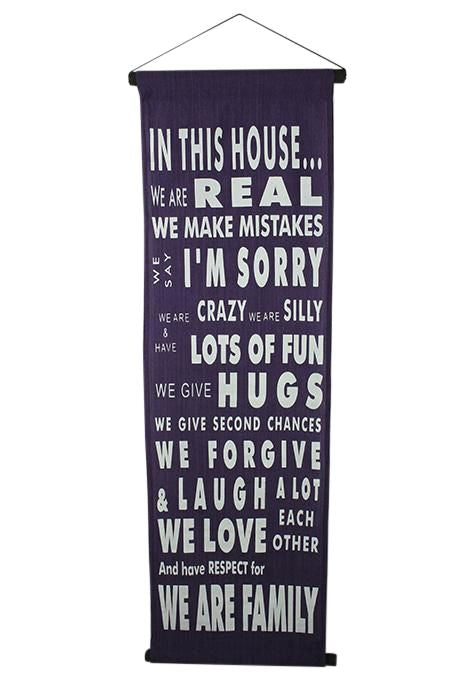 In This House Banner