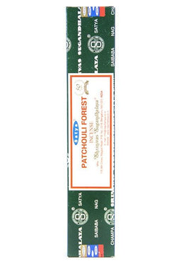 Incense Satya 15G Patchouli Forest