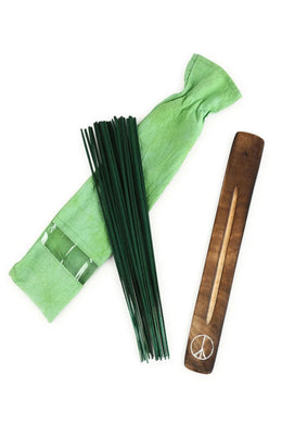 Incense Set With Bag