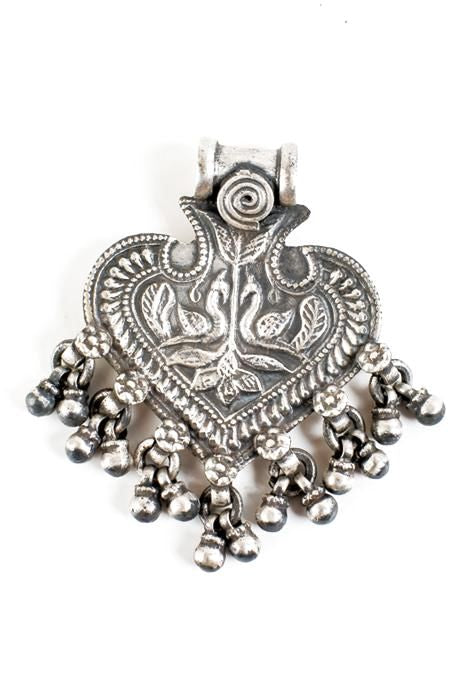 Indian Heart Pendant