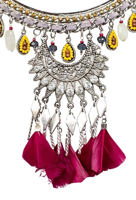 Indian Ornate Necklace