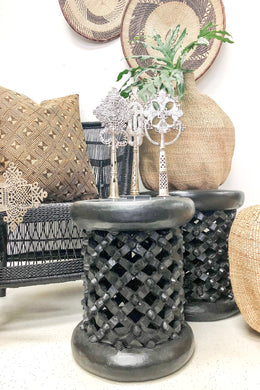 Authentic African Bamileke Table