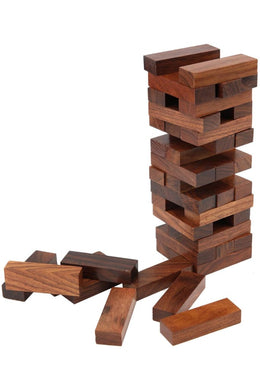 Jenga Game In Box