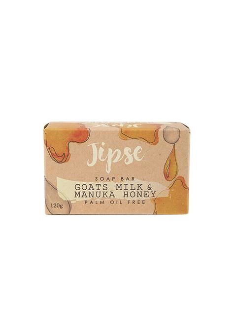 Jipse Goat Milk & Honey Soap