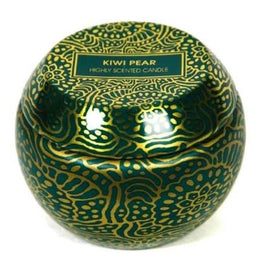 Kiwi Pear Travel Tin Candle