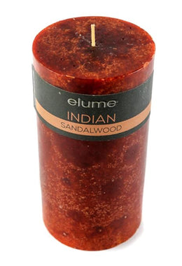 Large Elume Indian Sandalwood Candle