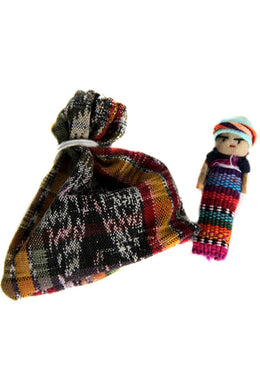 Large Mayan Worry Dolls