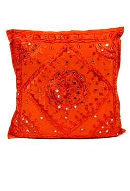 Large Orange Pakka Cushion
