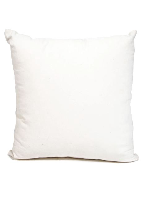 Large White Pakka Cushion