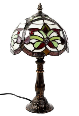 Leaf Tiffany Lamp