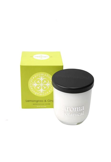 Lemongrass & Ginger Aromabotanical Jar Candle