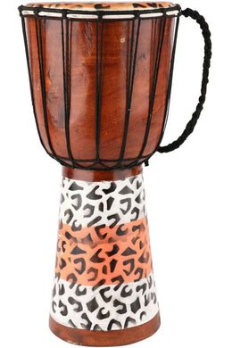 Leopard Indonesian Drum