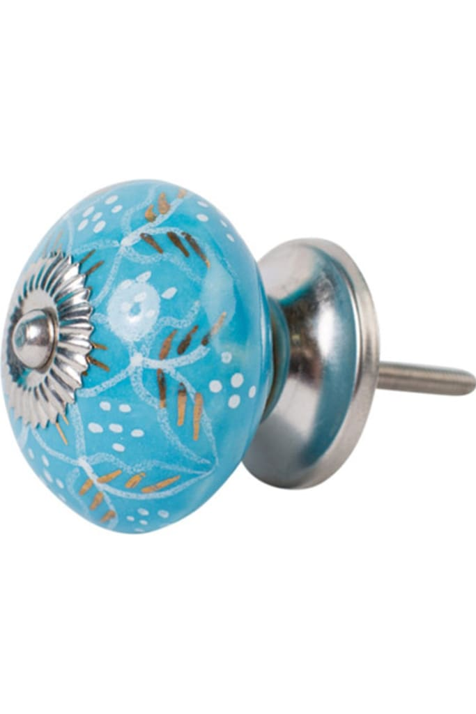 Light Blue Knob