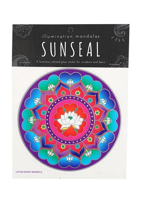 Lotus Heart Sunseal