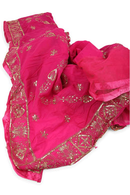 Magenta Sitara Dream Canopy