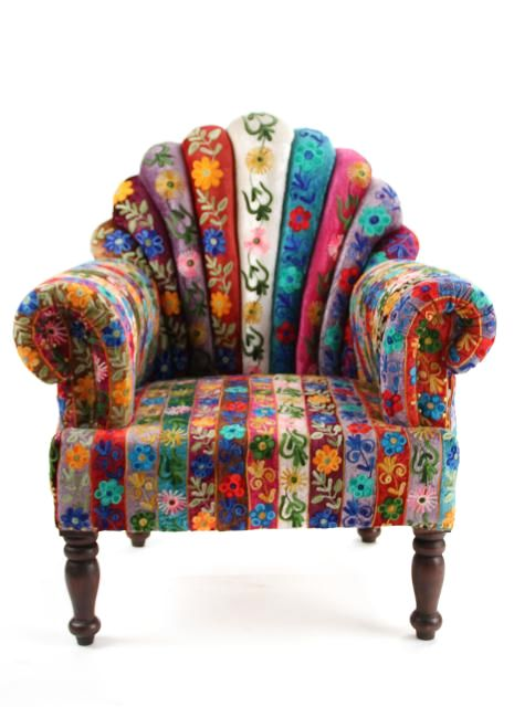 Maharaja Peacock Chair Ishka