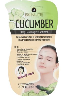 Mask Skinlite Cucumber Peel Off
