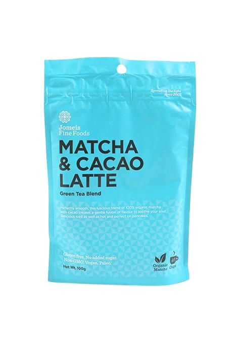 Matcha Cacao Latte Mix