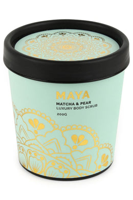 Maya Body Scrub