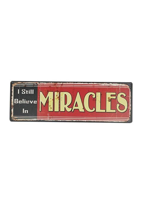 Miracles Wall Hanging