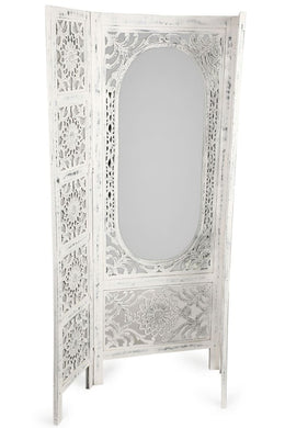 Mirror Dressing Screen