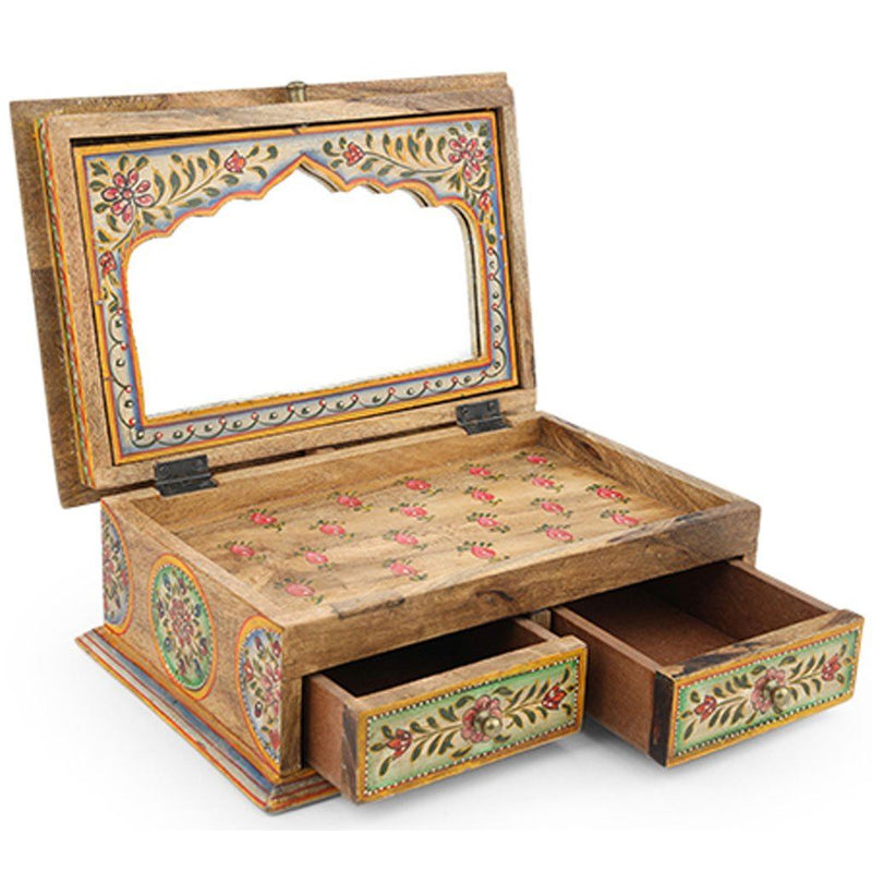 Moghul Jewellery Box