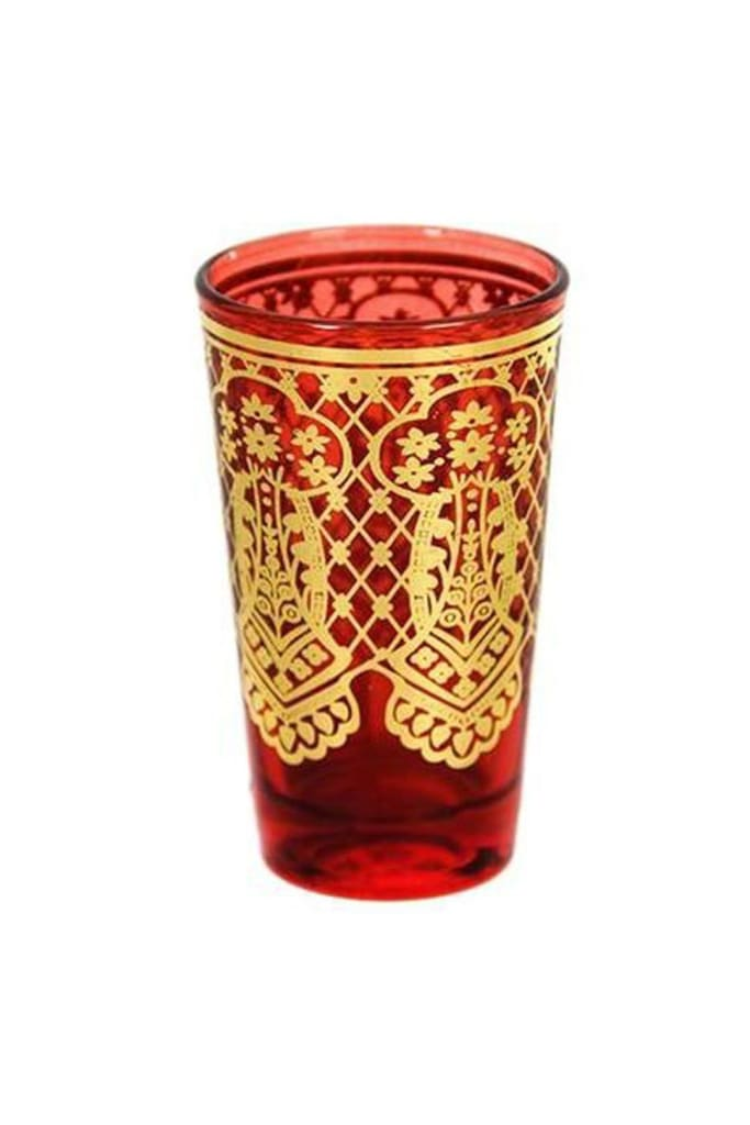 Moroccan Tea Glass Ishka