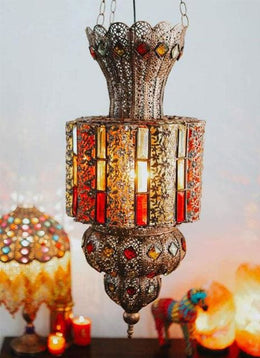 Morocco Style Hanging Lamp