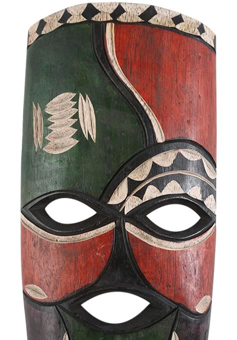 Mozambique Mask