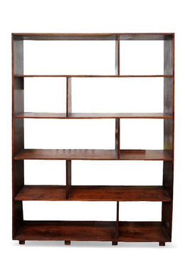 Multi Sheesham Display Shelf