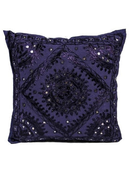 Navy Pakka Cushion