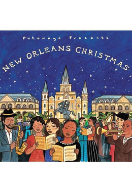 New Orleans Christmas By Putumayo