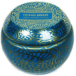 Ocean Breeze Travel Tin Candle