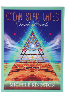 Ocean Star-Gate Oracle Cards