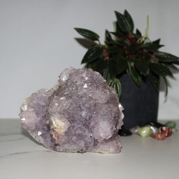 Amethyst Cluster from The Himalayas
