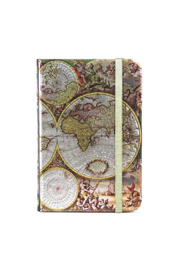 Old World Foil Notebook