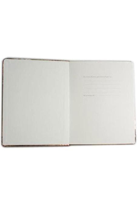Old World Foil Notebook - Large