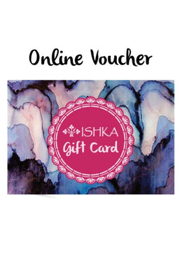 Online Only Gift Voucher